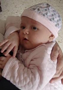 Fanelie 1 mois